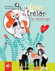 La chasse au trésor (couverture)